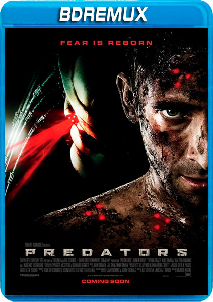 PREDATORS [BDREMUX 1080P][AC3 5.1-DTS 5.1-CASTELLANO-AC3 5.1 INGLES+SUBS][ES-EN] torrent